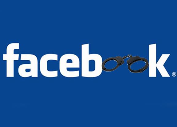 Image result for facebookarrest