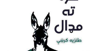 Photo of خرۀ ته مډال«طنز»